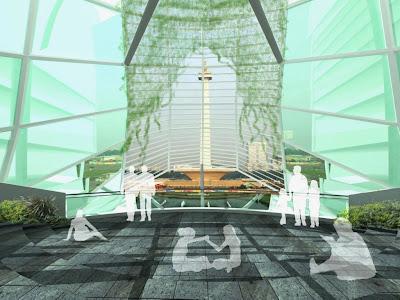 future works design: sayembara konsep desain perpustakaan