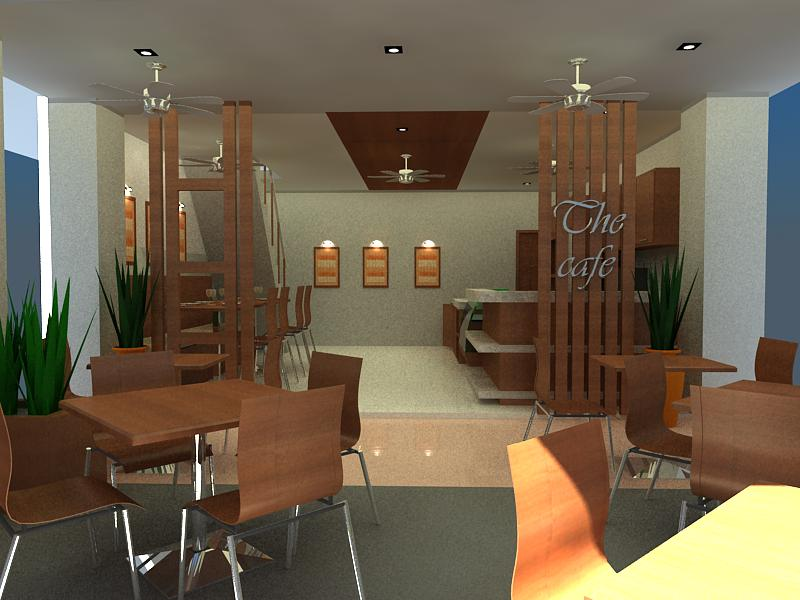 RekaDecor Interior: Portfolio-Design of Restaurant