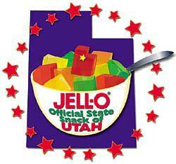 Utah Culture: Jello