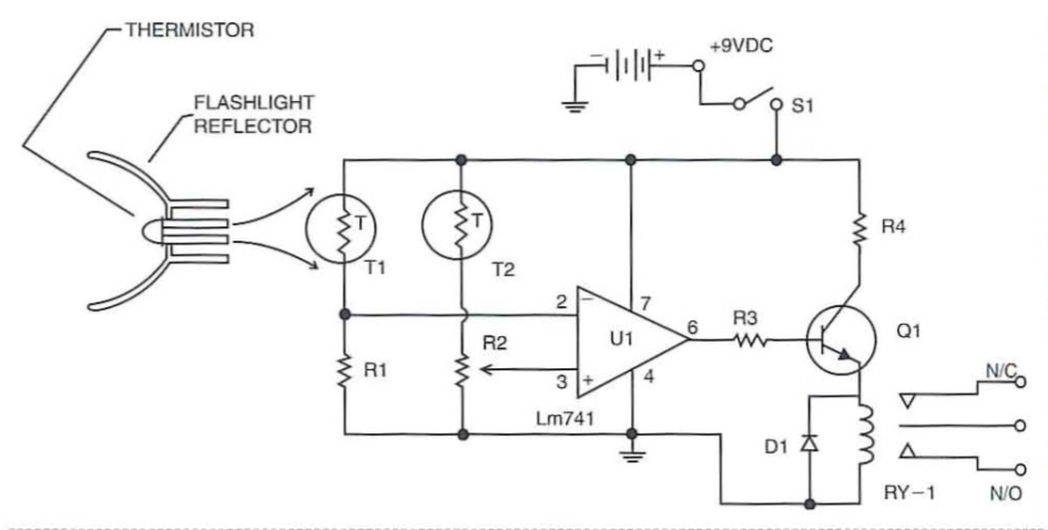 My Room  Infrared Flame Sensor Switch