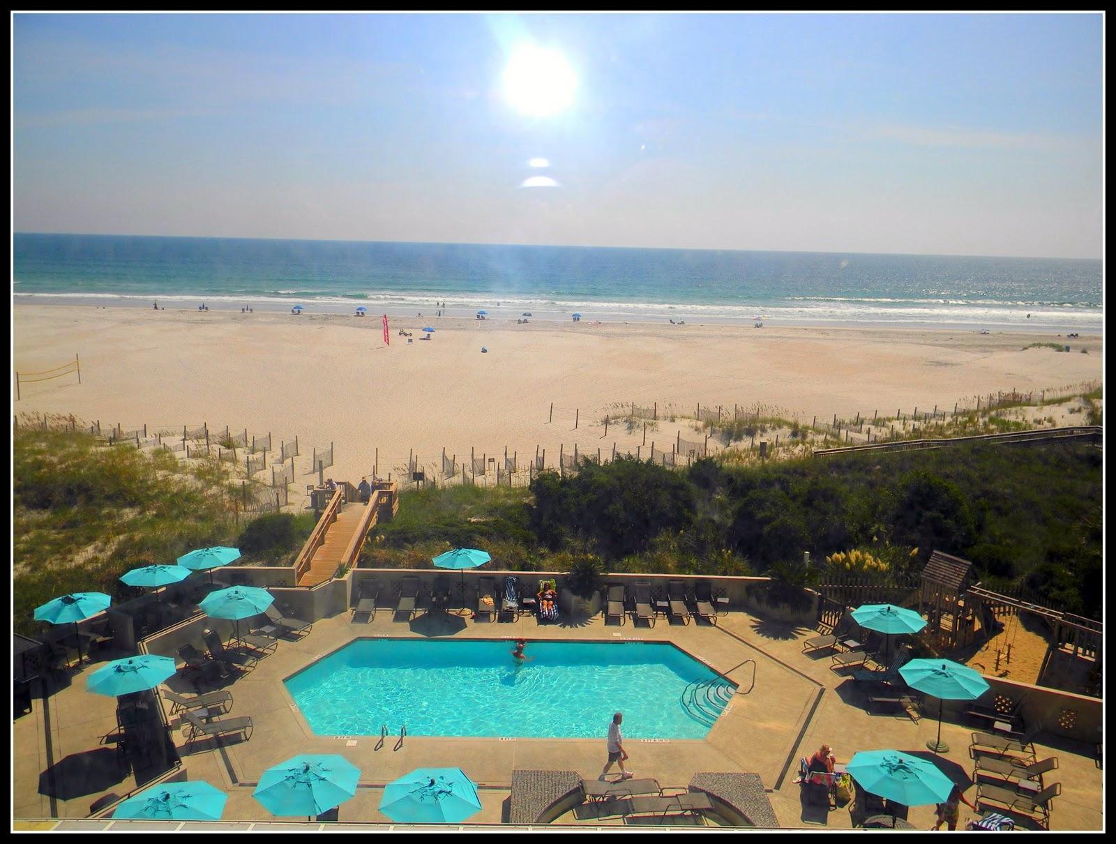 Shell Island Resort Outdoor Swimming Pool