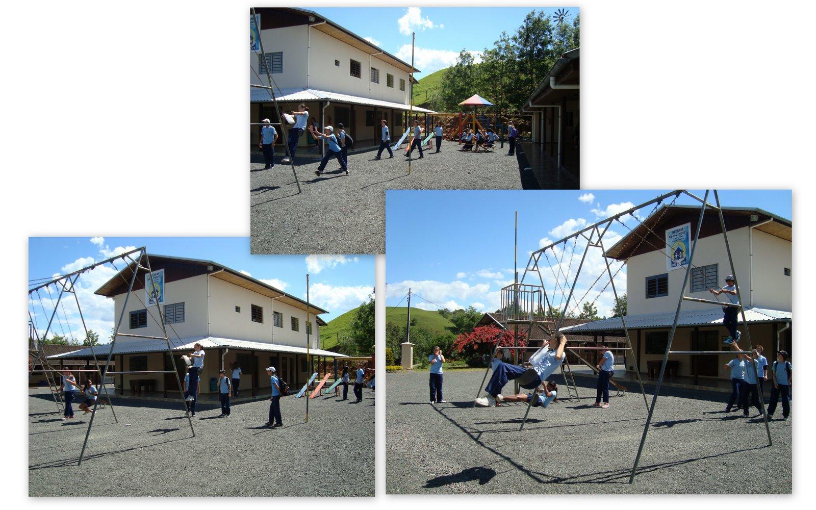 Crianças Se Divertindo No Parque: NOVA GERAÇÃO: Visita Ao Orfanato João 3.16