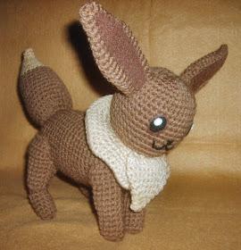 Pokemon Crochet Patterns   280x270