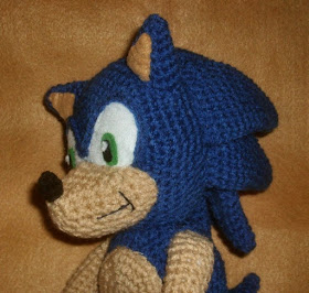 Wolfdreamer Sonic Plushie