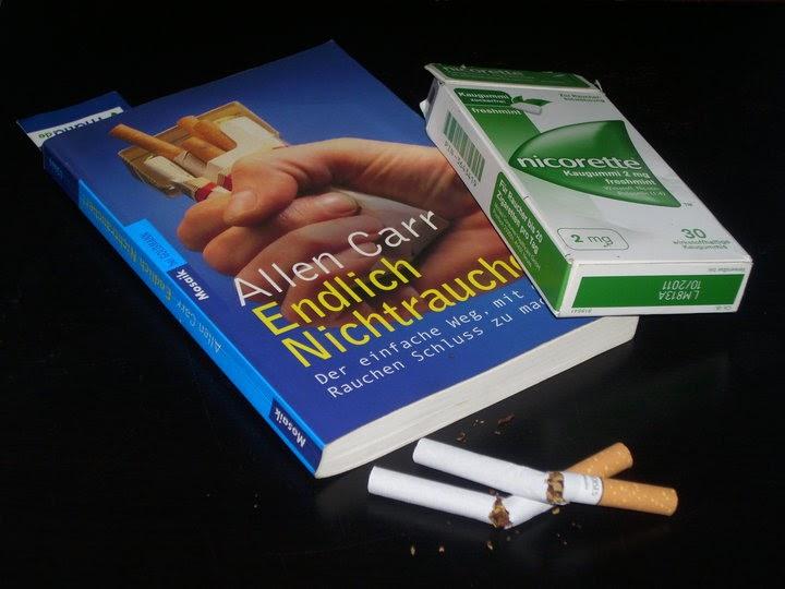 komisches Gefühl nach dem Rauchen