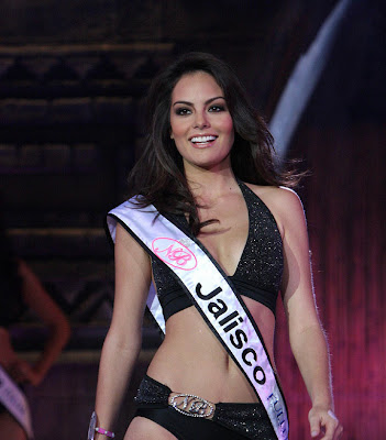 Miss Universe 2010 - SWIMSUIT