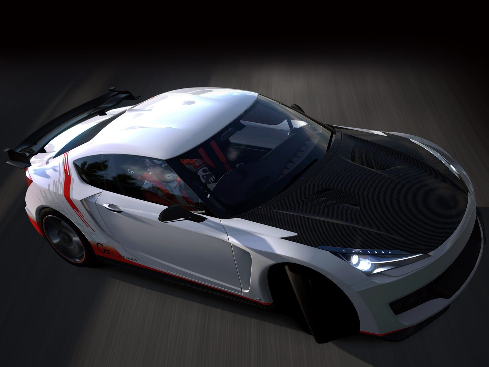 Gambar mobil TOYOTA FT86G Sports Concept 2010