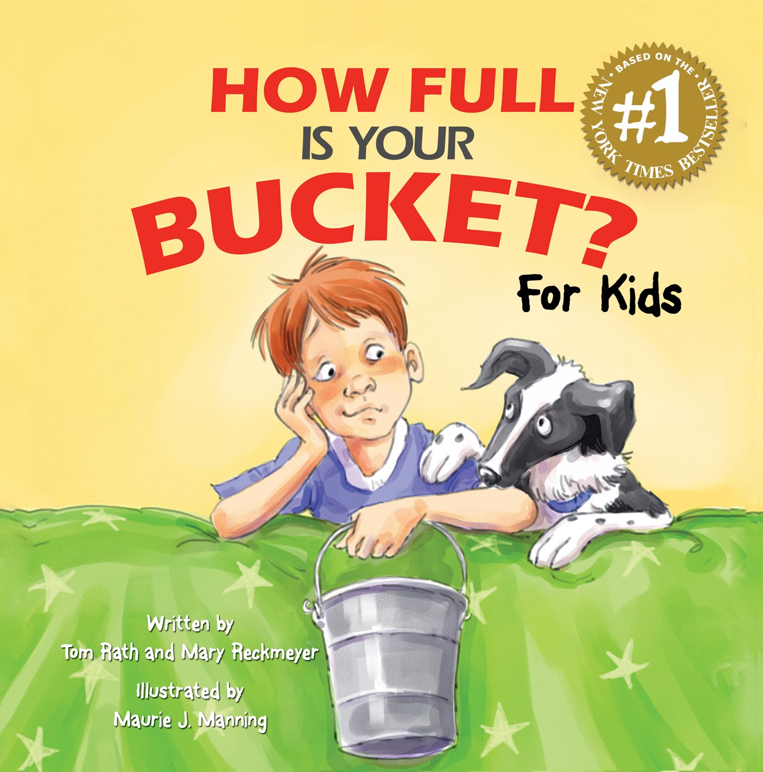 Mrs Kimbrell S Kindergarten Have You Filled A Bucket Today