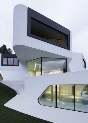 modern home architecture