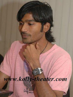 Follow Dhanush On twitter