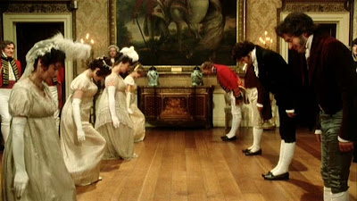 Image result for pride and prejudice 1995 dance