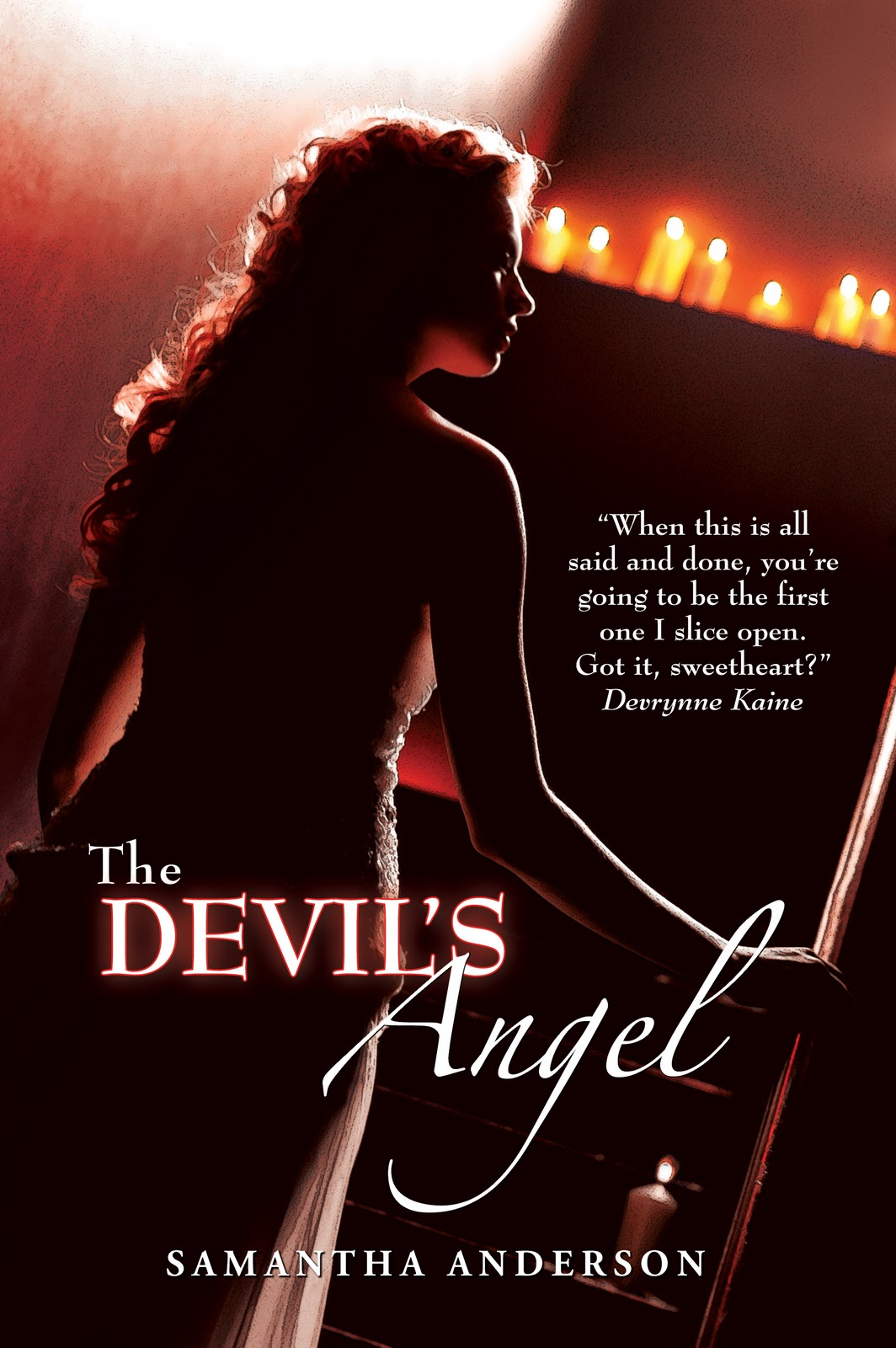 Angel Love Quotes Angel And Devil Love Quotes  The Best Love Quotes