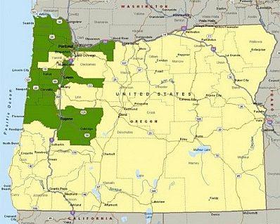 Oregon 66 and 67