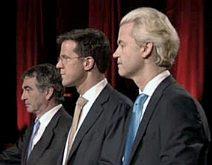 Wilders-Bos debate