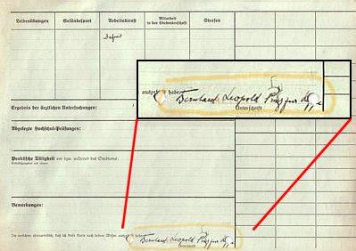 Prince Bernhard's ID Card 2