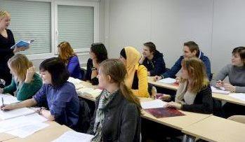 Immigrants at school in Scandinavia