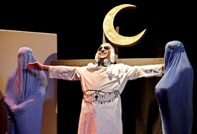 Kreuz Mohammed