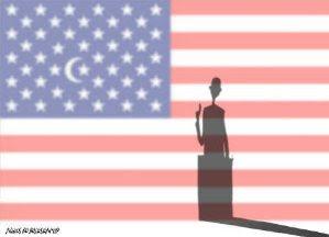 Obama in Jyllands-Posten