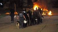 Backa: car fire