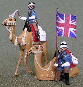 Camel Corps #1