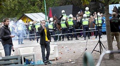 Sverigedemokraterna meeting, Malmö