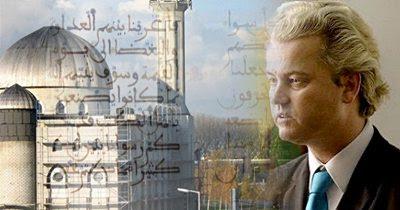 Rotterdam Mosque, Geert Wilders
