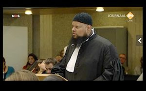 Wilders trial — Mohammed Enait