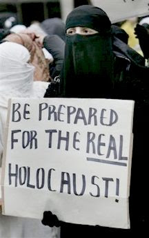 Real holocaust