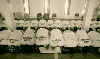 Muslim prisoners