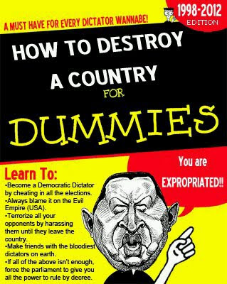 Venezuelan Dictatorship for Dummies