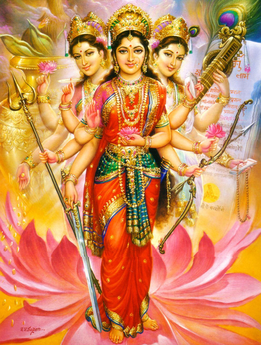 Káli istennő