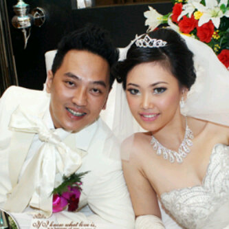 INDONESIAN BRIDAL MAKEUP & HAIRDO 2011 BY: ALDO AKIRA MAKEUP ARTIST