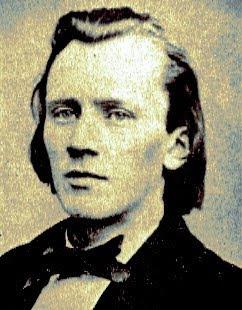 Brahms joven