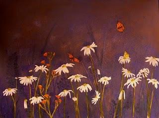 bee, butterfly
