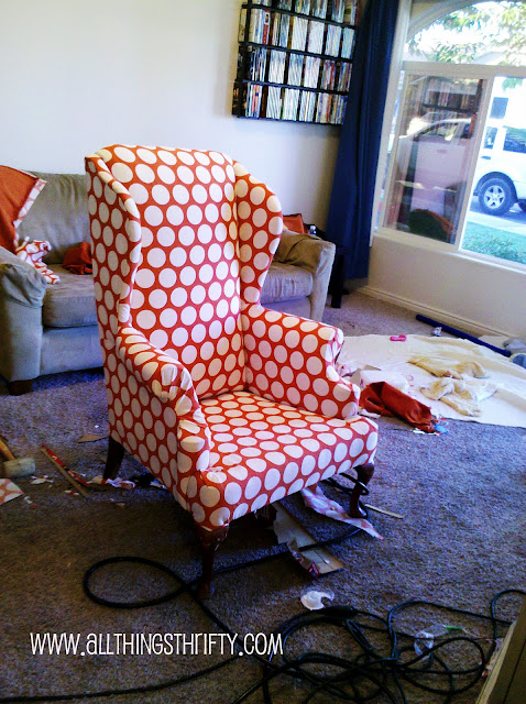 Top 10 Upholstery Tips | All Things Thrifty