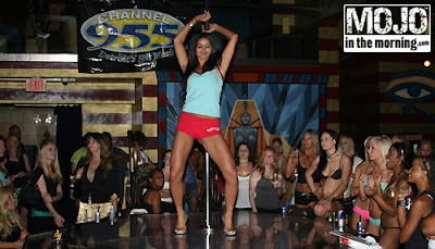 Miss USA Rima Fakih pole dancing photos