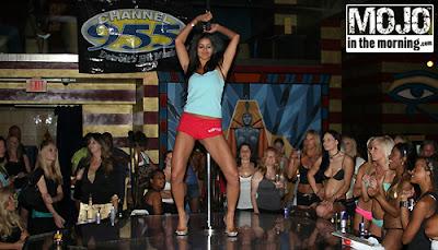 Miss USA Rima Fakih pole dancing photos