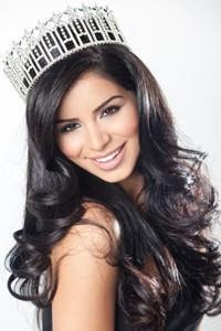 Miss USA Rima Fakih pictures