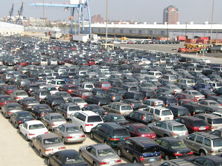 Cotonou Used Cars Galore Fresh From The Port Of Baltimore