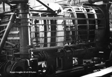 B 18-plan på SAAB