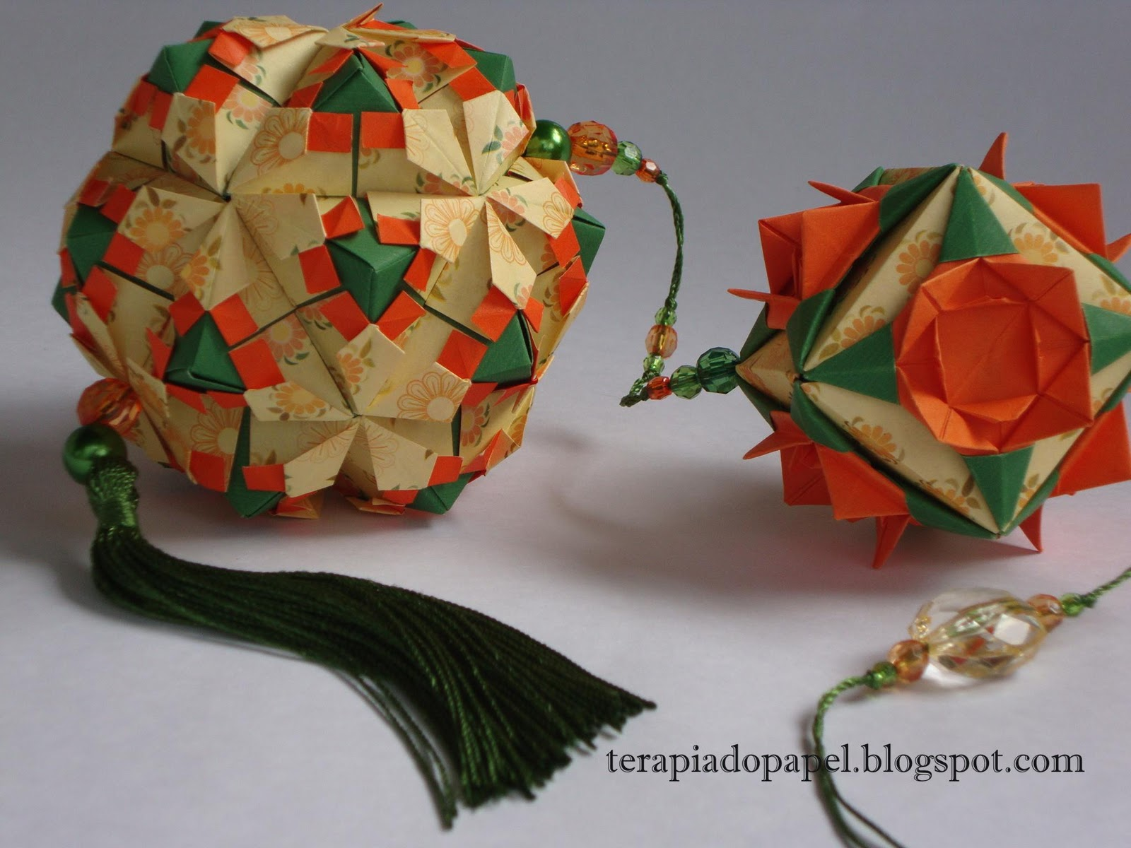 Origami Flower Diagram In English 7 Pole Trailer Plug Wiring 1000+ Images About Kusudamas On Pinterest | Modular Origami, And Paper Ball