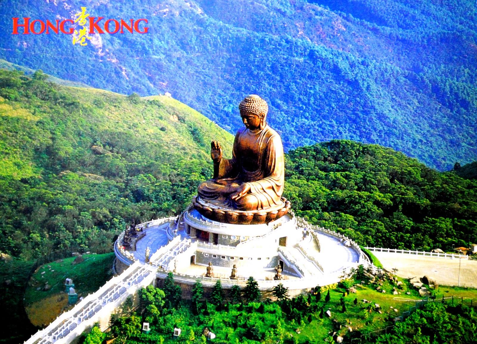 The world's largest Buddha statue