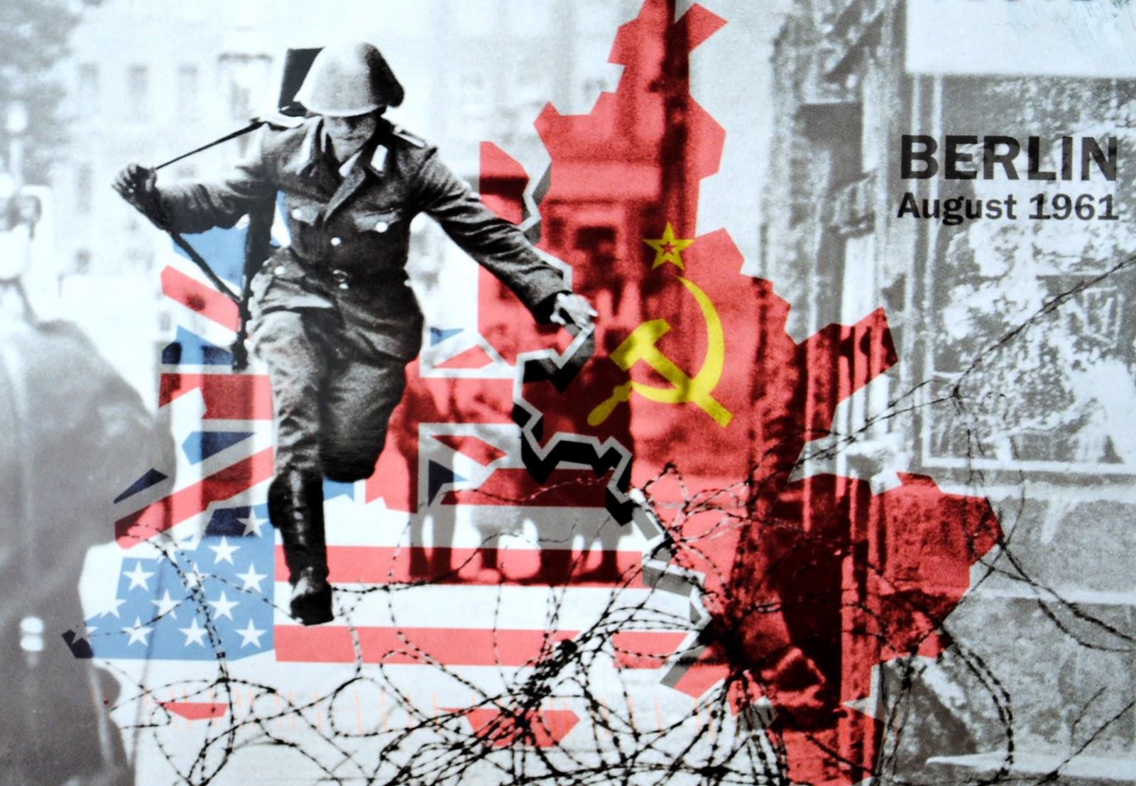 symbol podziału Berlina