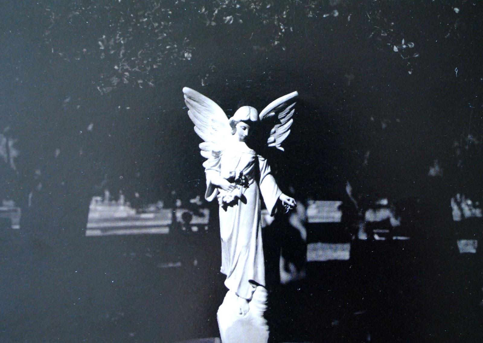 istnienie anioła
