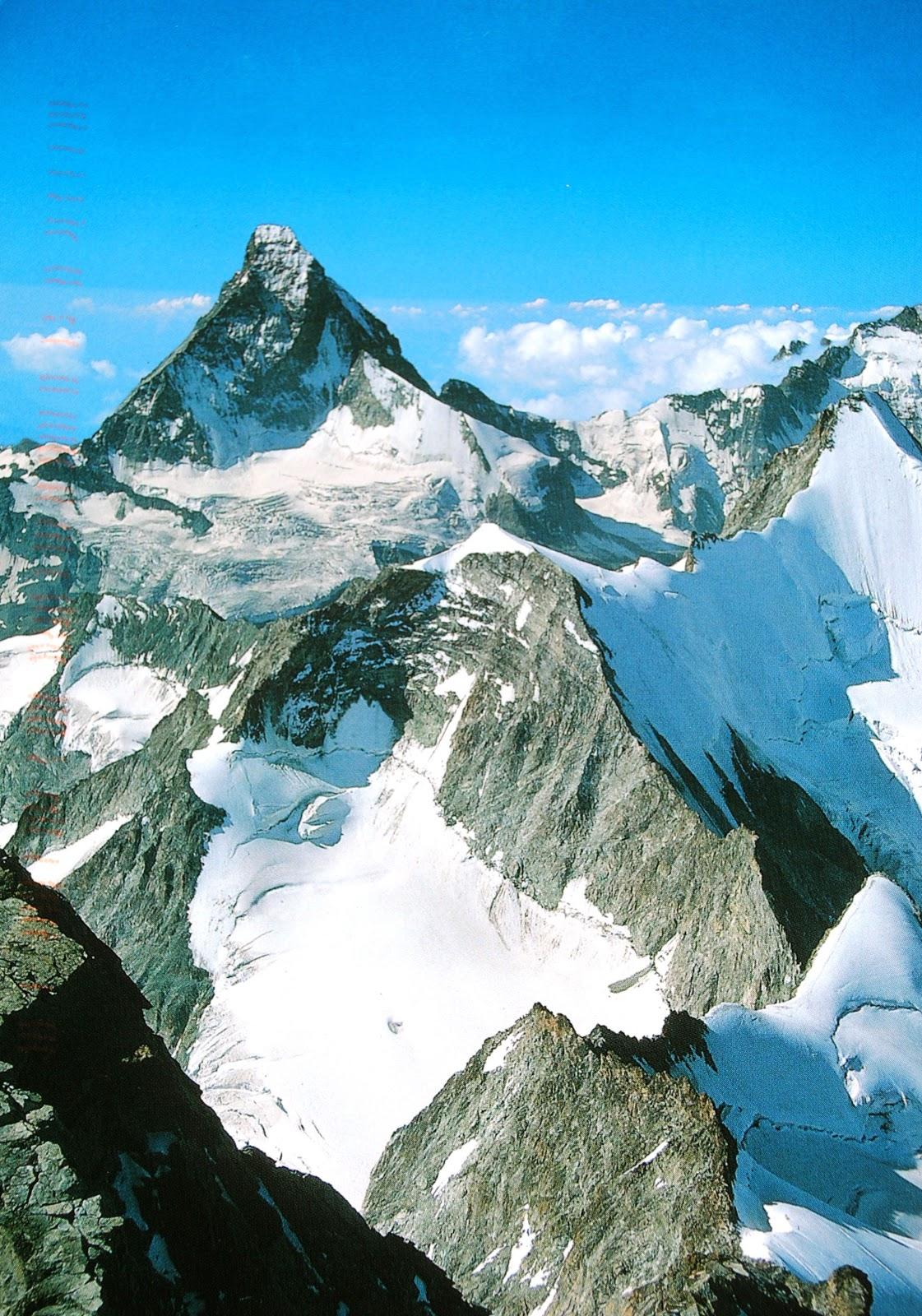 matterhorn szwajcaria