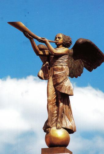 anioł zarzecze