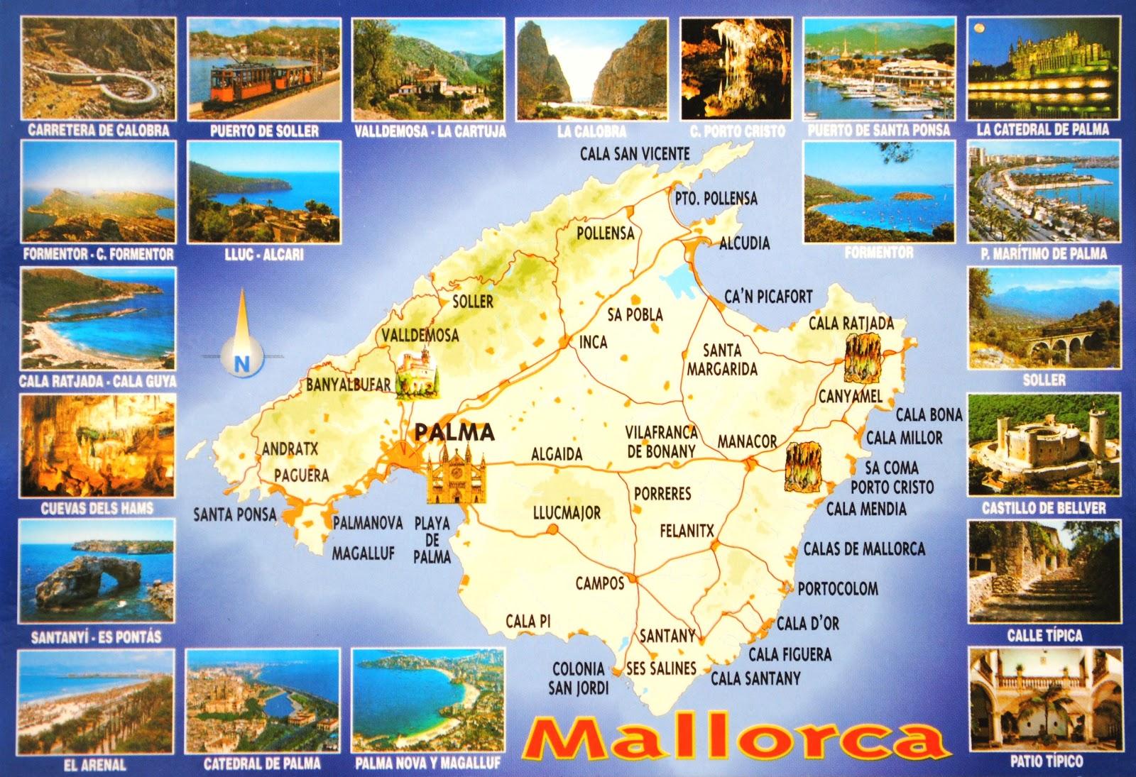 wyspa hiszpanii majorka