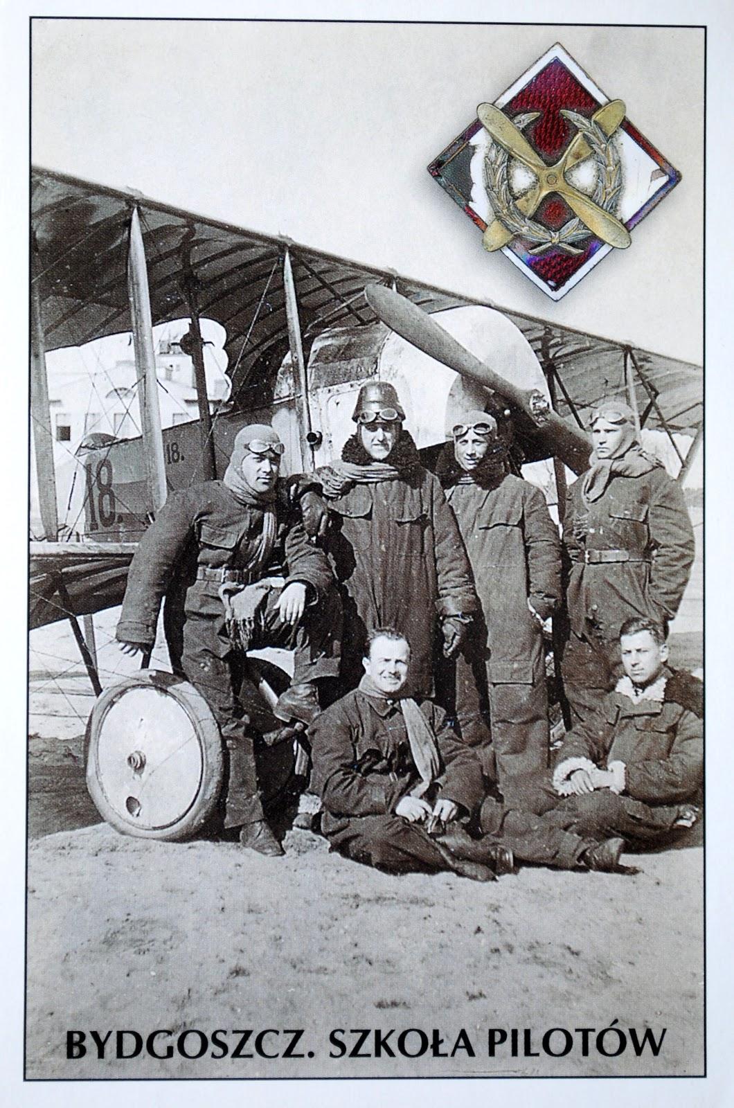 szkoła pilotów
