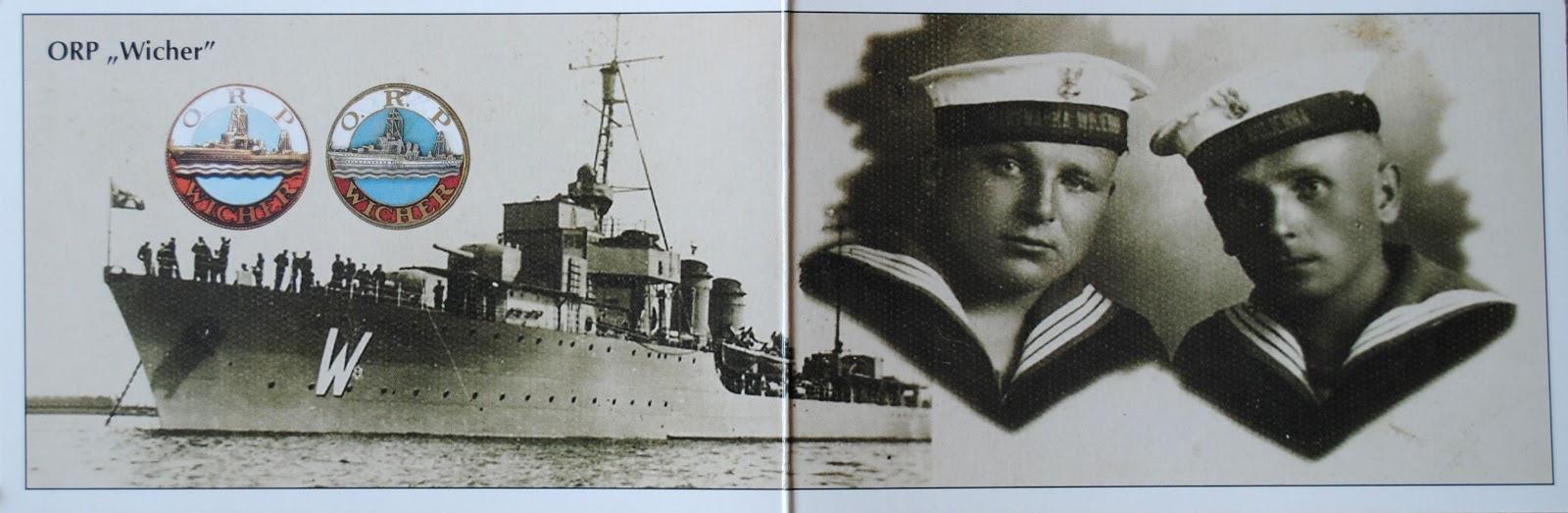 wicher polski okręt