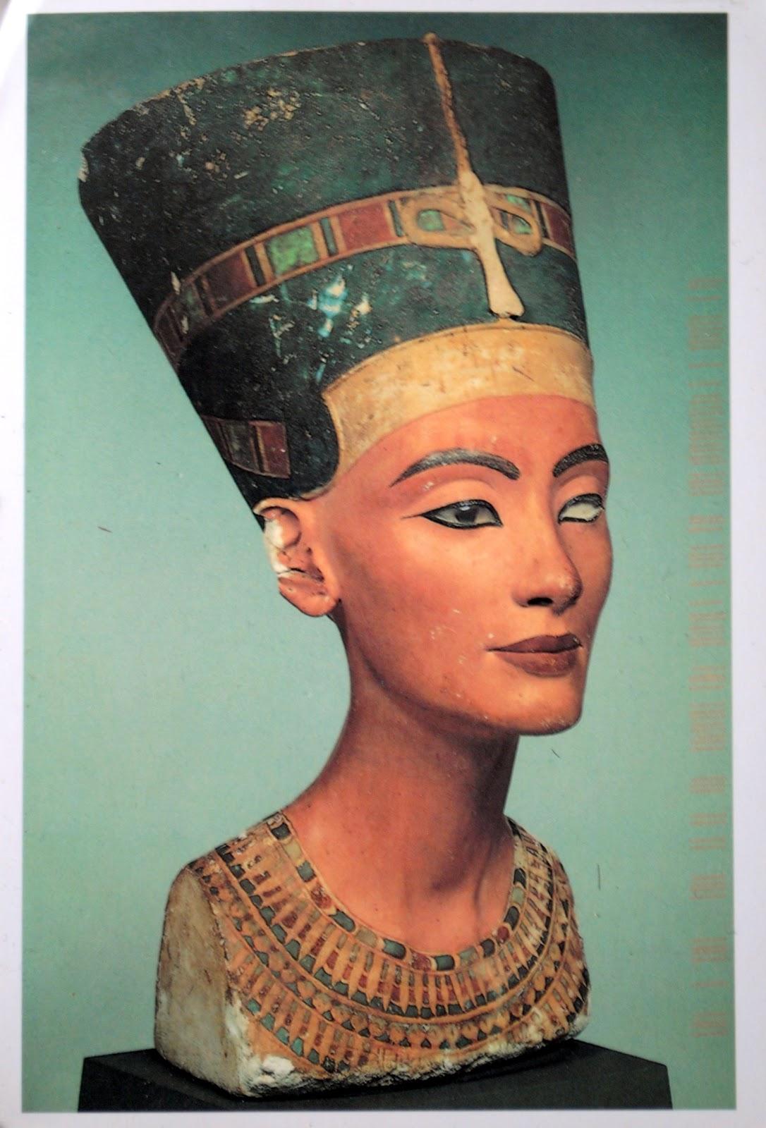 nefertiti egipt